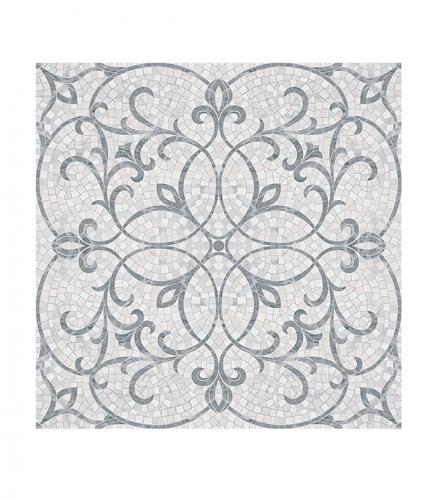 Керамогранит Kerama Marazzi Рочестер 502х502х9.5 мм лапатированный светло-серый (5 шт=1.26 кв.м)
