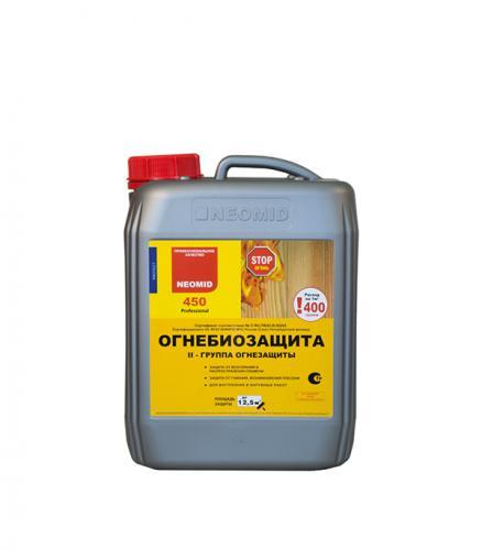 Огнебиозащита NEOMID 450 II группа 5 кг