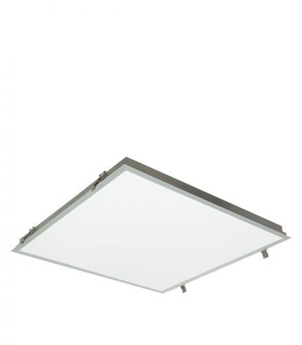 Светодиодный светильник CSVT Alumogips IP54 встраиваемый светодиодный 595х595 мм 1х38 Вт опаловый рассеиватель