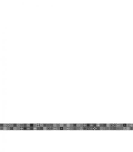 Плитка бордюр Maryland 600х30 мм черная