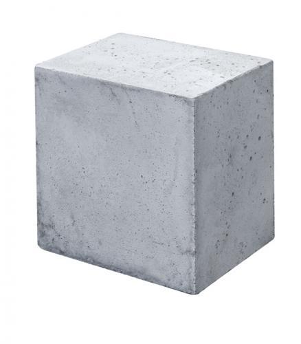 Бетонный фундаментный блок ФБС 4-4-3