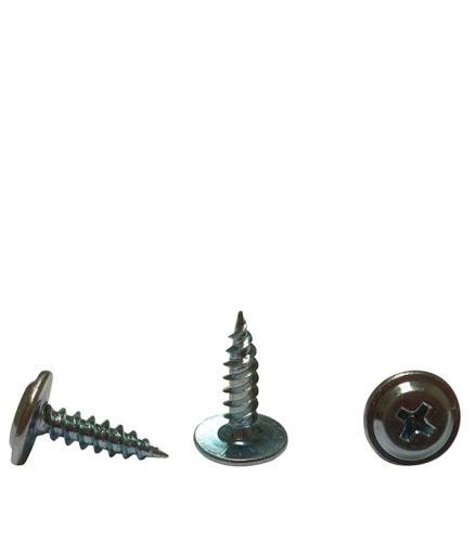Саморезы клопы  25х4,2 мм   (600 шт)   усиленные