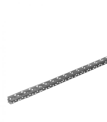 Профиль углозащитный Оптима 20х20 мм 3 м 0.30 мм оцинкованный