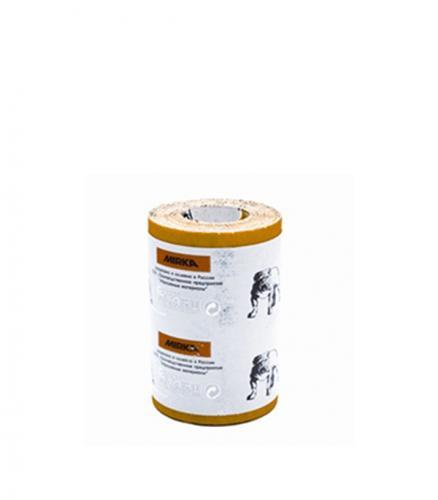 Наждачная бумага Mirox Mirka P60 желтая 115 мм 5 м
