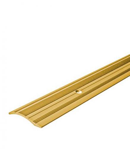 Порог С4 разноуровневый 39.4х900 мм перепад до 10 мм золото