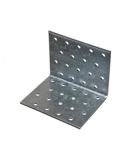 Уголок соединительный оцинкованный 80х80х100х2 мм