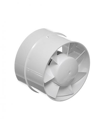 Вентилятор осевой Вентс 125ВКО d125 мм