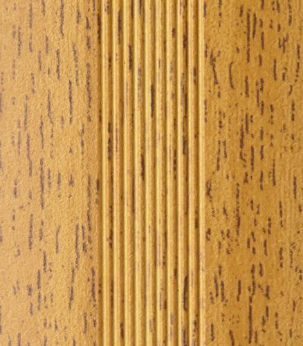 Порог стыкоперекрывающий 40х1800 мм с дюбелем бук