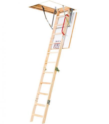 Лестница чердачная Fakro Komfort mini 60х94х280 см