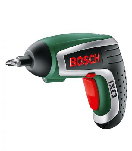 Аккумуляторная дрель-шуруповерт Bosch IXO IV Upgrade basic