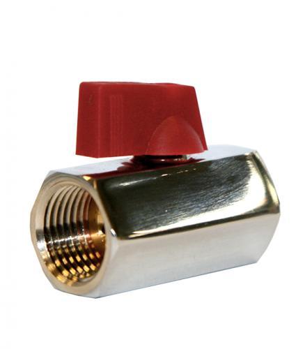 Кран шаровый  1/2 в/в мини Royal Thermo Optimal