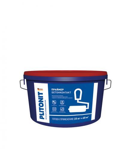 Бетонконтакт PLITONIT 15 кг