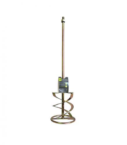 Миксер-насадка для цементных растворов Armero 160х750 мм с резьбой М14 (1 шт)